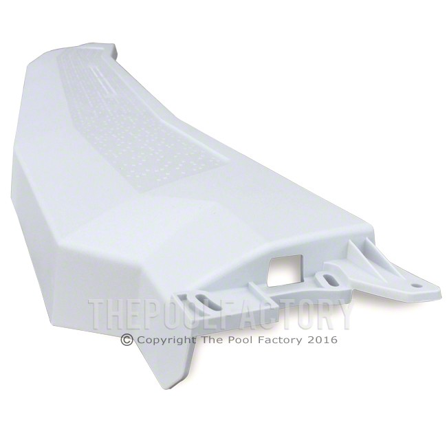 Top Ledge for Straight Side of Oval Saltwater 8000 Pool Models