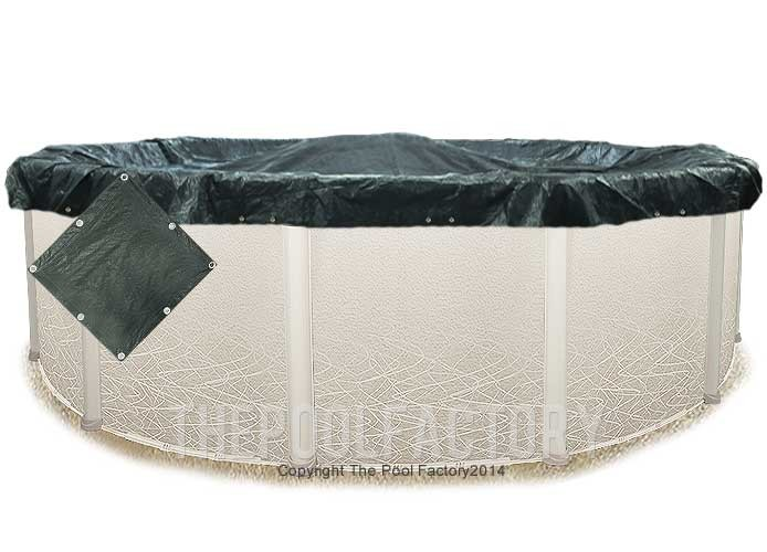 24' Round Supreme Guard Winter Cover