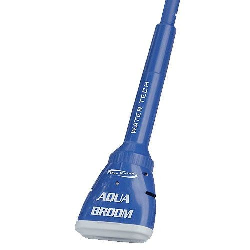 Water Tech Pool Blaster Aqua Broom Battery Powered Vacuum