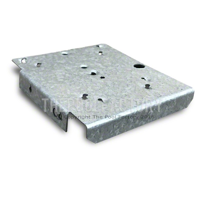 Top Joiner Plate for Straight Side Uprights on All Oval Quest/Morada Pool Models - 10136