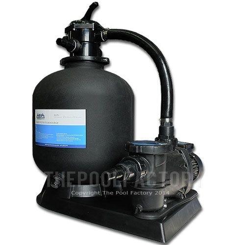 "AquaPro 19"" Sand Filter System 1.5 HP Pump 2 Year Warranty"