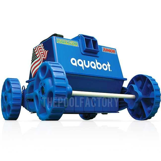 Aquabot Pool Rover Junior Robotic Automatic Pool Cleaner