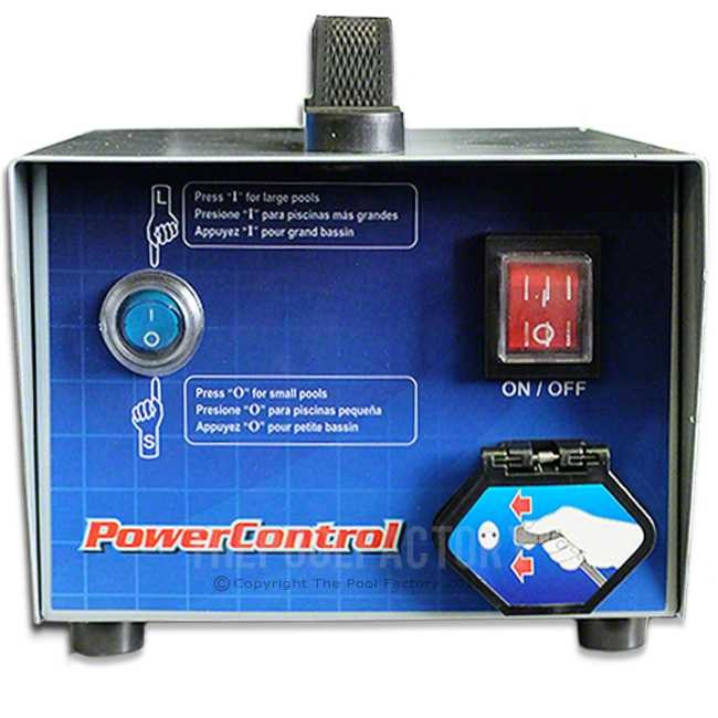 Aquabot Pool Rover Turbo Power Supply