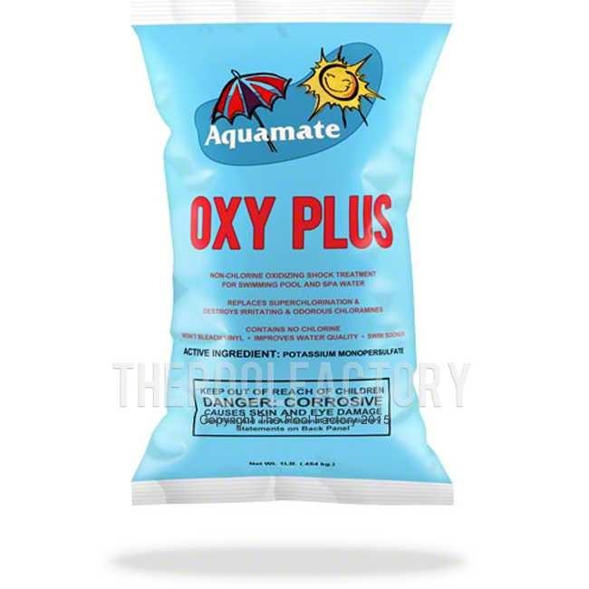 Oxy Plus Non Chlorine Shock 1lb Bag