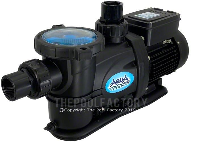 AquaPro 2-HP 2-SPEED PurFlow Above Ground Pool Pump w/ TEFC Motor