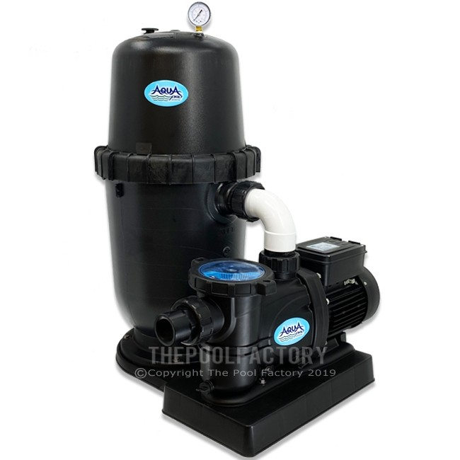 Replacement Element for AquaPro DE72 & DE48 Filter System is designed for use in this filter system