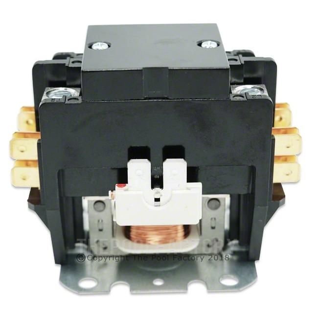 Aquapro Heat Pump Contactor - Back View