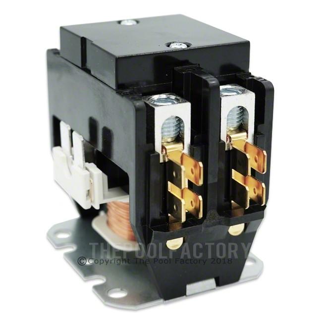 Aquapro Heat Pump Contactor - Side View