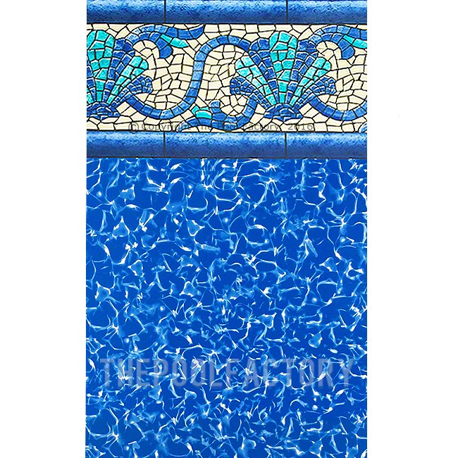 30 Gauge Beach Haven Uni-Bead Vinyl Liner