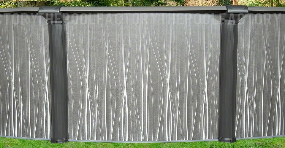 Boreal Wall Close-up