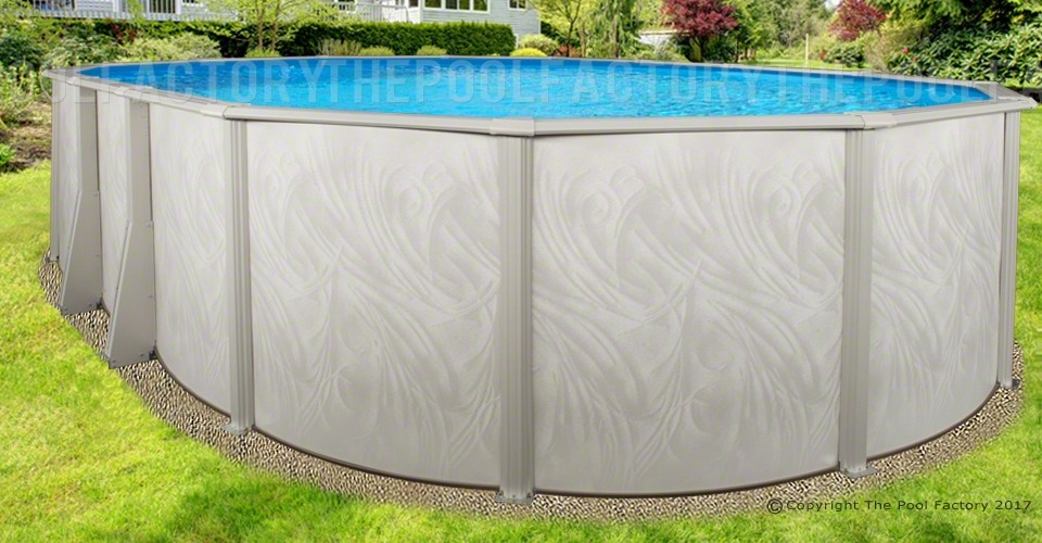 "15'x24'x52"" Bristol Oval Pool"