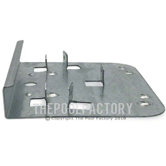 Top & Bottom Joiner Plate for Round & Oval Curved Side Bristol Pool Models - Side View