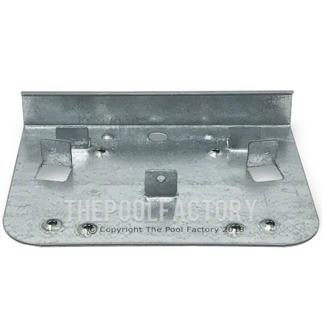 Top & Bottom Joiner Plate for Round & Oval Curved Side Bristol Pool Models - Straight View