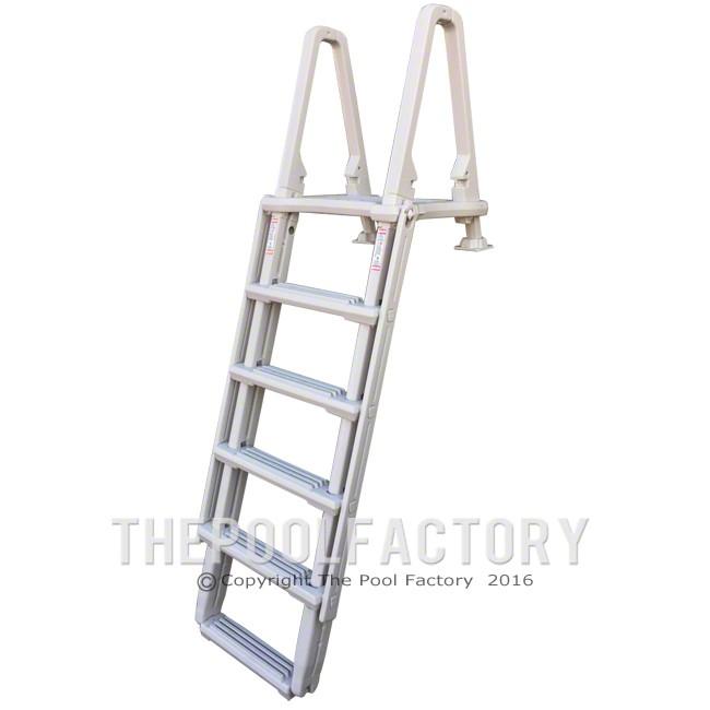 Confer Outside Ladder for Curve Step