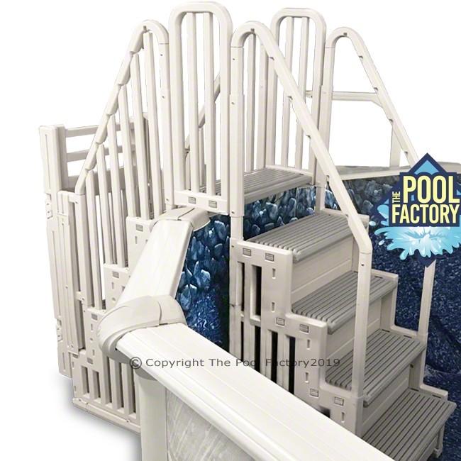 Confer Step Enclosure System