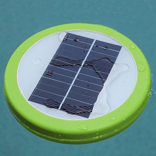 Eko Klor Solar Floating Pool Ionizer Reg10a Nc3246