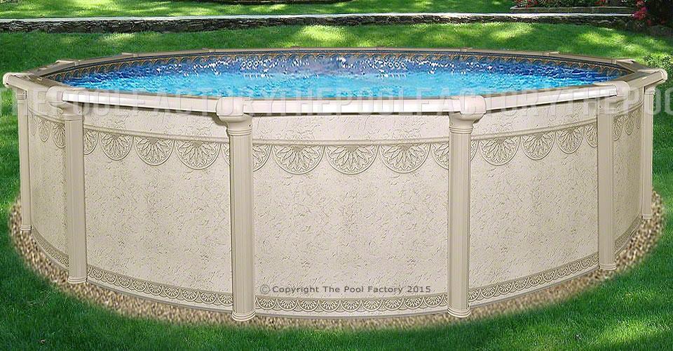 Hampton Round Pool