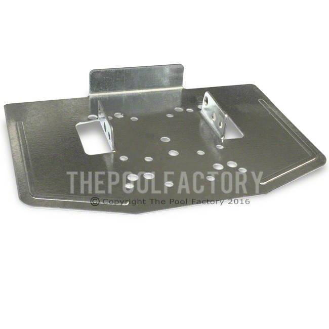 Buttress Top Connector Joiner Plate for Oval Hampton Pools