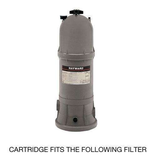 The Hayward Star-Clear Plus C1200 Replacement Filter Cartridge is for use in the above filter system