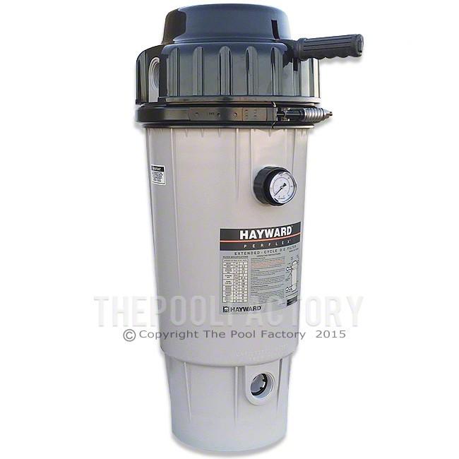 Hayward Perflex Ec50 D E Above Ground Pool Filter Tank Ec50ac