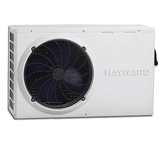 Hayward titanium 45k btu electric heat pump hp50ha for Hayward electric swimming pool heaters