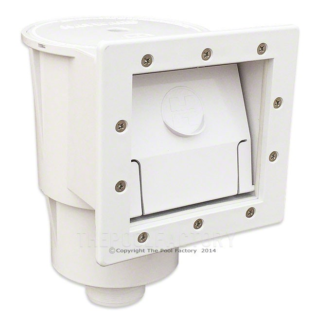 Hayward Thru-wall Skimmer & Return Fitting