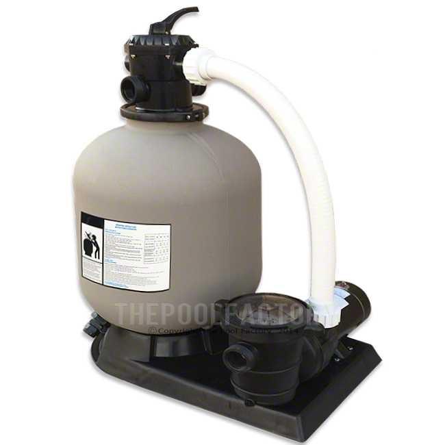 Hydrotools 19 Quot Sand Filter System 1 5hp Pump