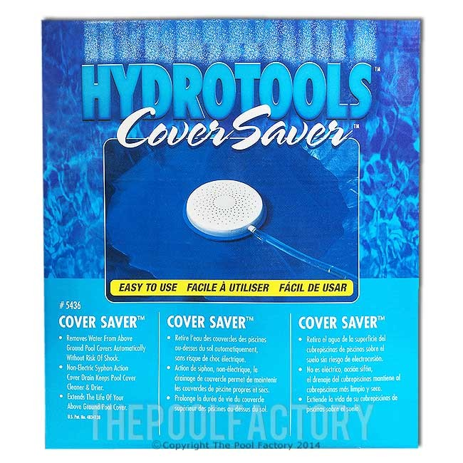 Hydrotools Cover Saver Non Electric Cover Pump