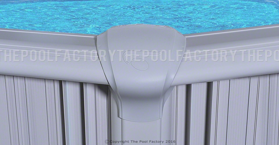 18 X40 X54 Quot Intrepid Oval Pool Package Swimming Pool Kit