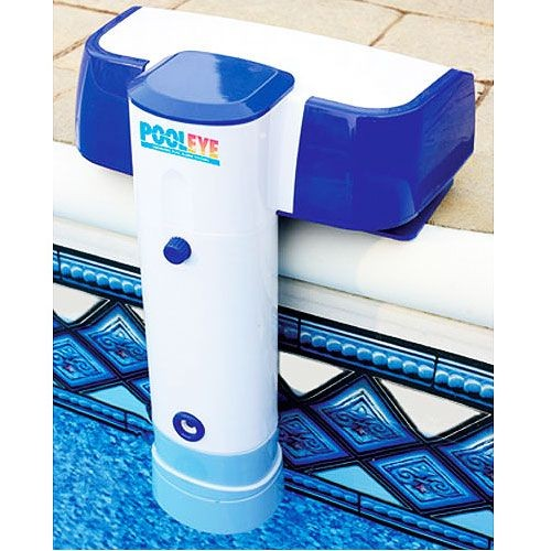 Smartpool PE23 Pool Alarm installed on an In-Ground Pool