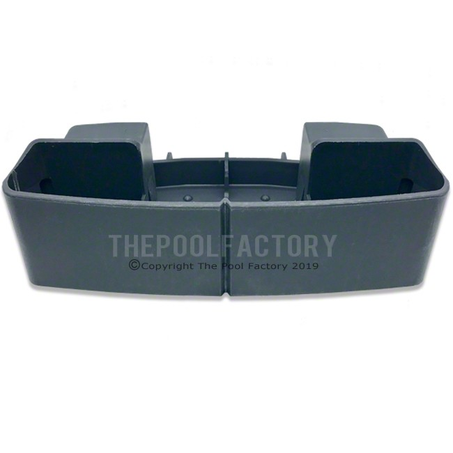 Upright Boot/Bottom Joiner Plate for Straight Side Preference Pool Model - Front View