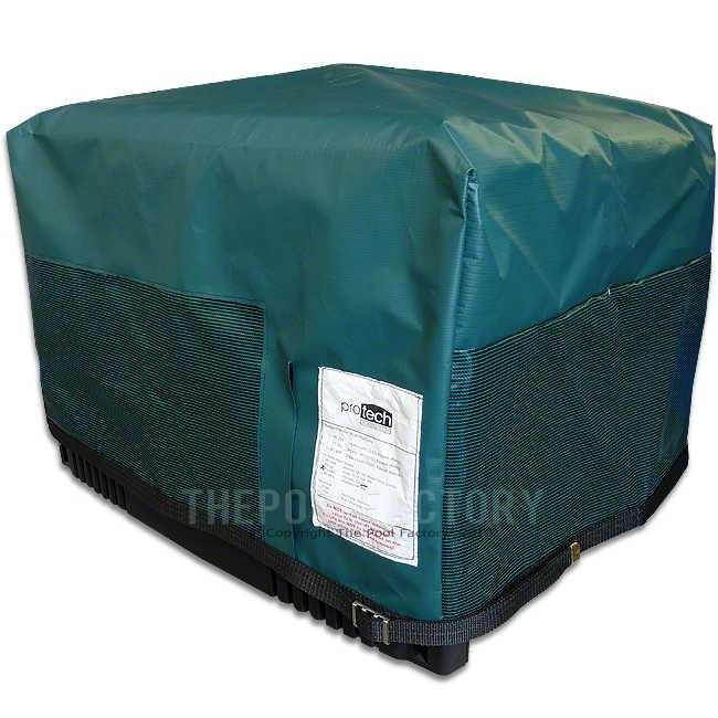 Pro-Tech Electric Heat Pump Cover - Fits Most Large Heat Pumps
