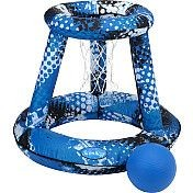 Swimways Hydro Spring Basketball Blue