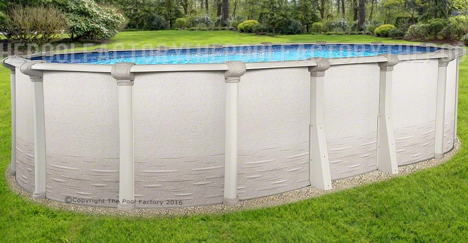 "8'x12'x52"" Signature RTL Oval Pool"