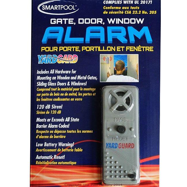 Smartpool Yard Guard Gate, Door, Window Alarm YG03