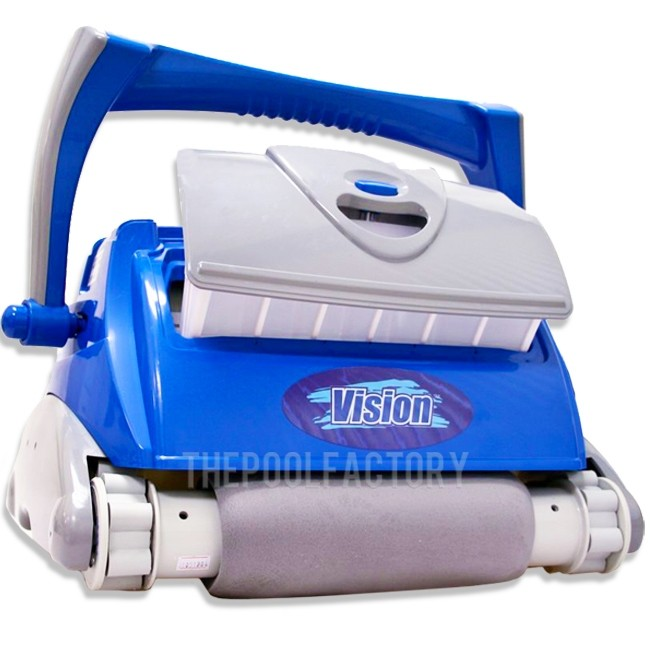 Solaxx Vision Inground Robotic Automatic Pool Cleaner - Filter Access