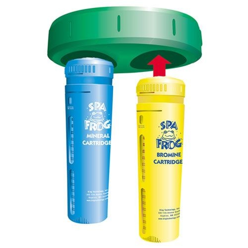Spa Frog Floating Mineral System 01 14 3882