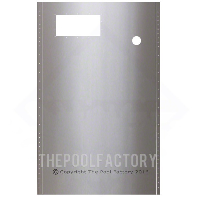 Stainless Steel Service Panel