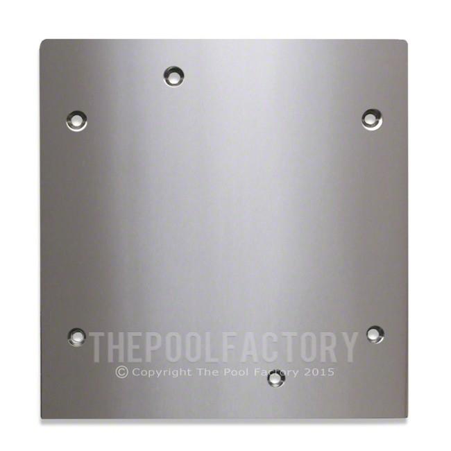 Hydrotools Stainless Steel Standard Skimmer Winter Plate