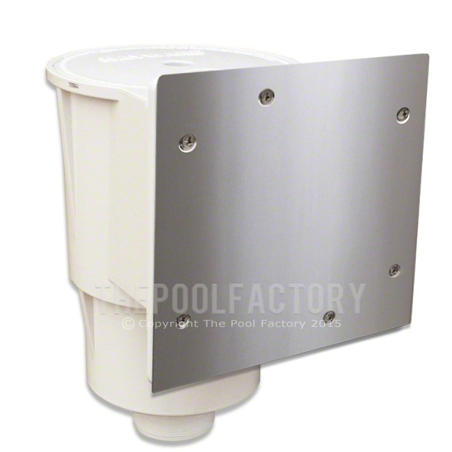 Stainless Steel Standard Skimmer Winter Plate