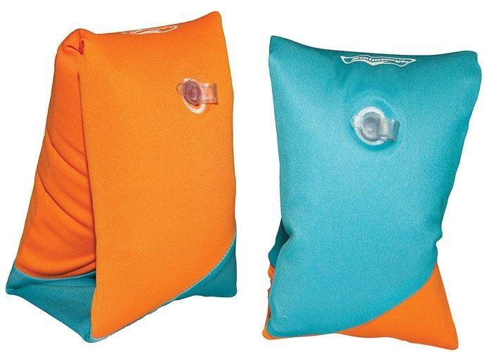 SwimWays Soft Swimmies 00056 - Blue/Orange