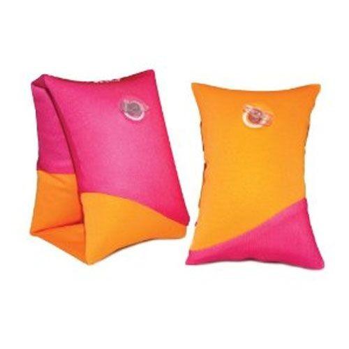 SwimWays Soft Swimmies - Pink/Orange