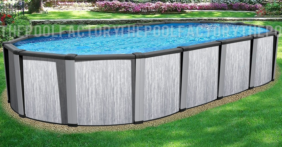 Tribeca Oval Pool