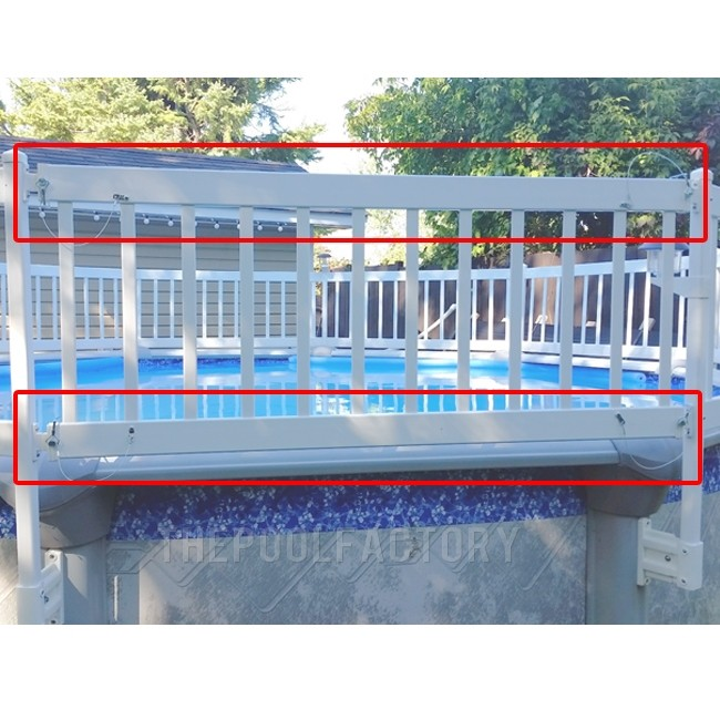 Removable Fence Section Kit