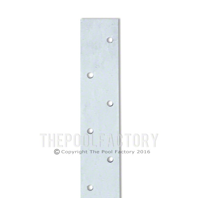 """48"""" Wall Bars for Round & Oval Wilbar Pool Models - Close-up"""