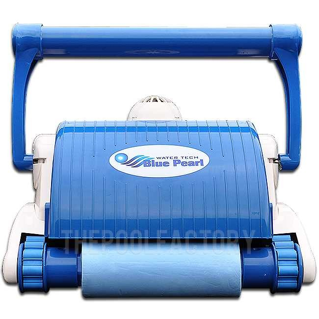 Water Tech Blue Pearl InGround Robotic Automatic Pool Cleaner