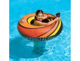 "Swimline 40"" Inflatable Power Blaster Super Squirter Ring (Orange)"