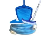 Deluxe Pool Cleaning Kit - 5 Piece with 24' Vacuum Hose