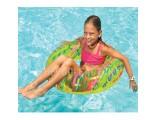 "Swimline 30"" Printed Swim Ring (Green)"