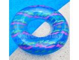 "Swimline 30"" Printed Swim Ring (Blue)"